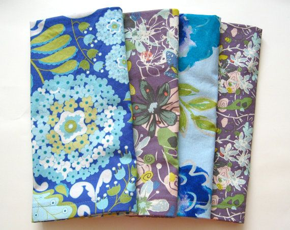 Cloth Napkins  Set of 4  Dinner Table Everyday by ClearSkyHome, $18.00