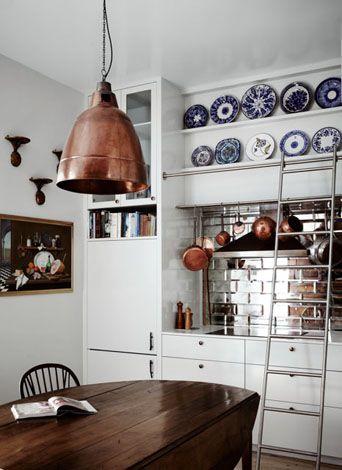 unique small kitchen design