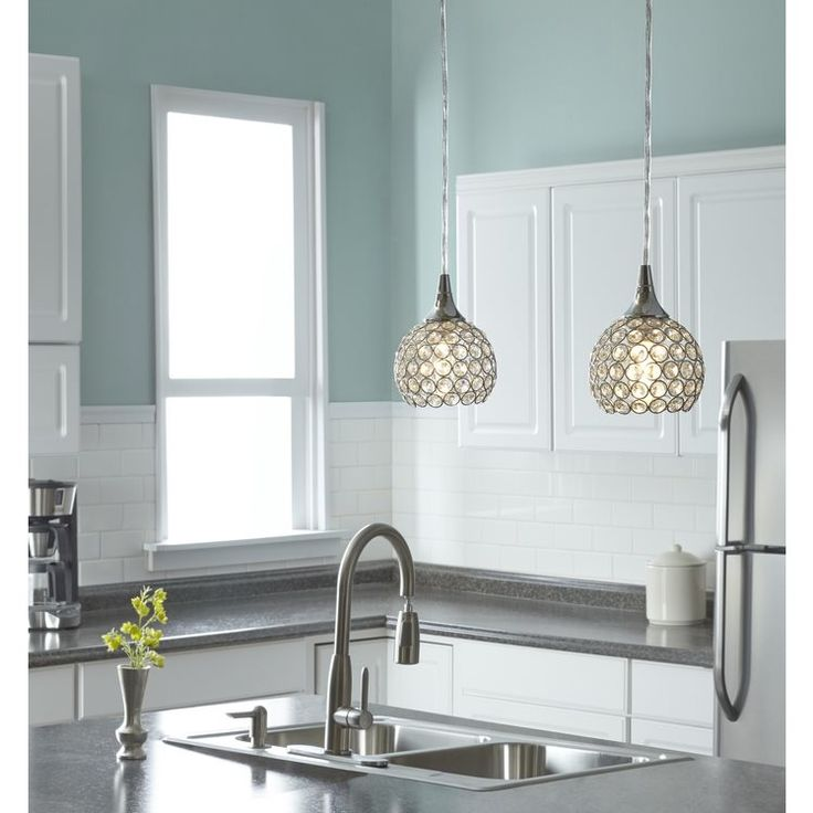 Interior Designers Often Use Pendant Lights In The Kitchen