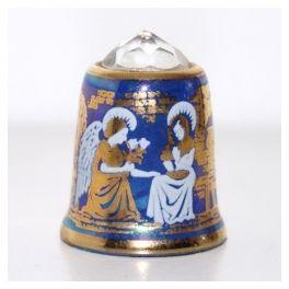 Archanioł Gabriel i Maryja