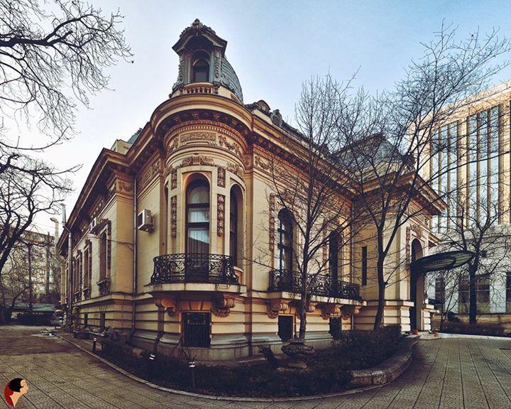 #DincoloDeFatade Casa Assan / Casa Oamenilor de Ştiinţă, București.