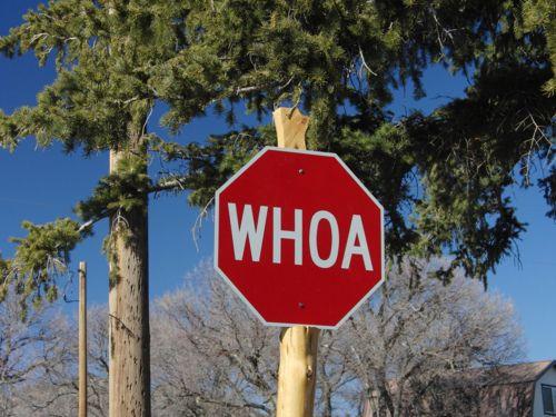 Stop Sign, Alton, Utah