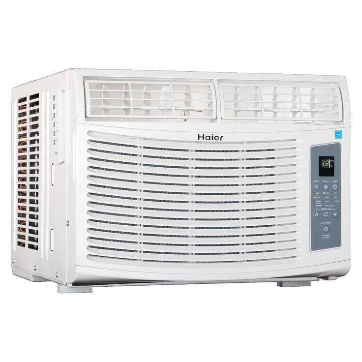 Haier 12-000 BTU Energy Star Electric Window Air Conditioner - ESA412N