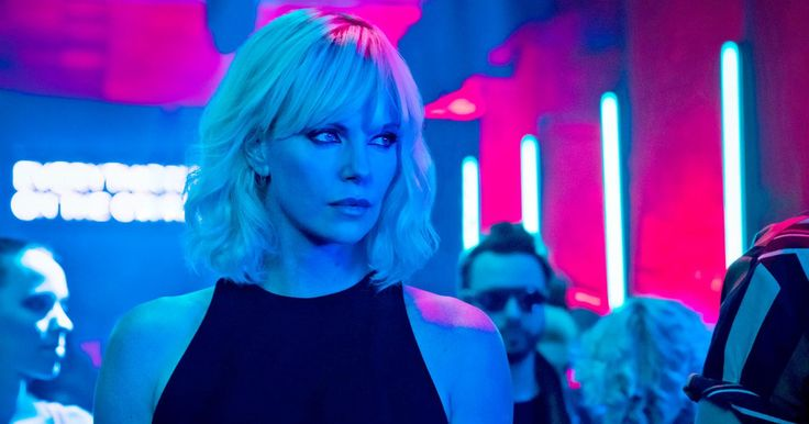 Atomic Blonde: Charlize Theron breaks down film's love affair