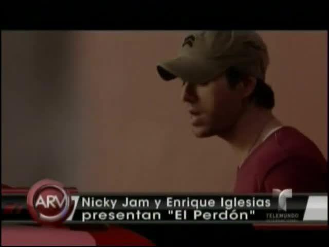 Enrique Iglesias Y Nicky Jam Lanzan Un Tema Juntos #Video
