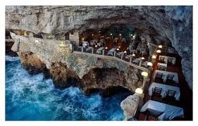 The Cliff Restaurant, Italy