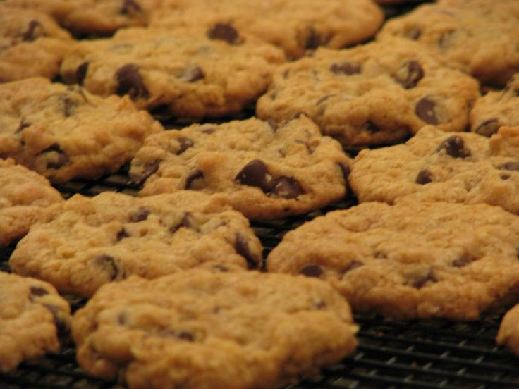 Hillary Clinton's Chocolate Chip Cookies - I make these every year and they are, hands down, my favorite cookie recipe.