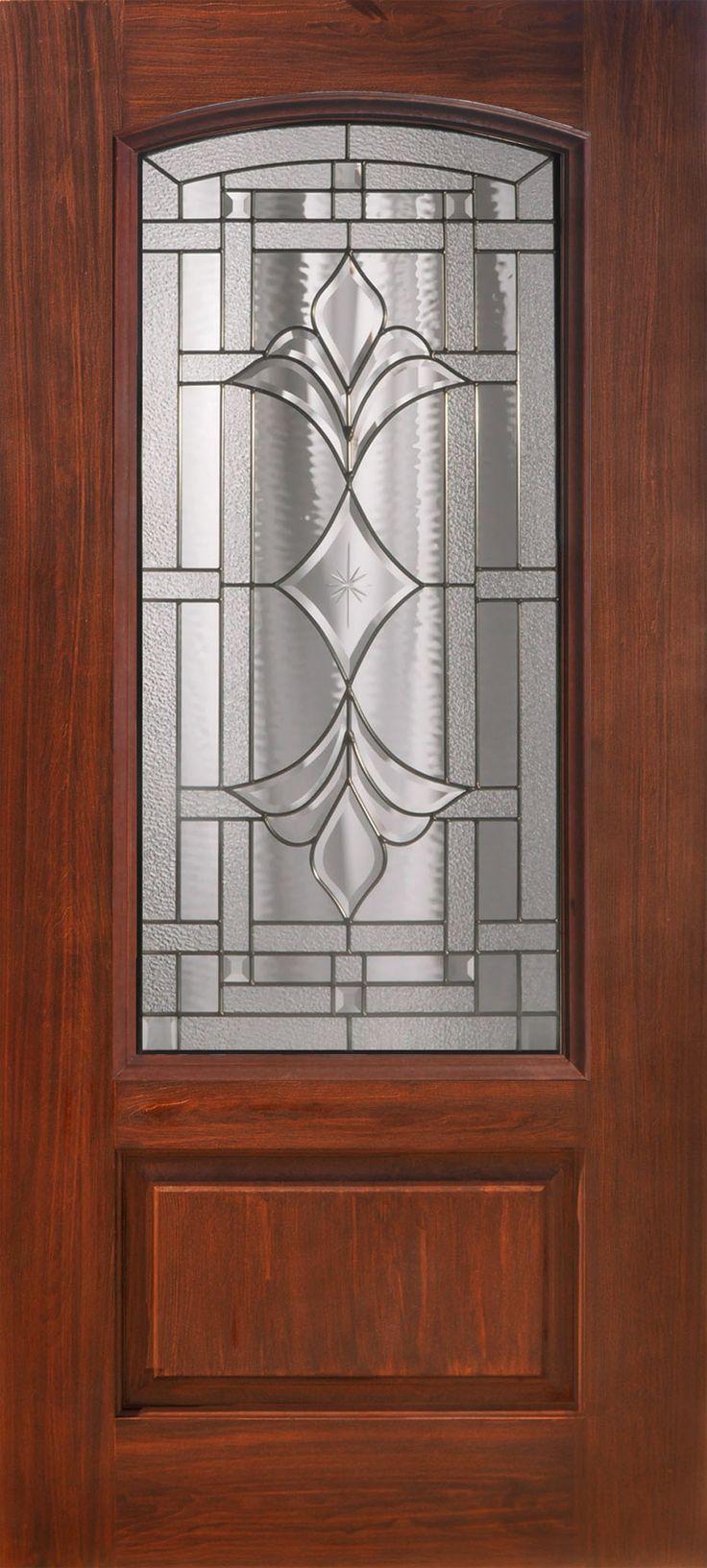 New Fiberglass Basement Door