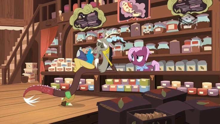 #1466577 - boomerang (tv channel), discord, discordant harmony, safe, screencap, spoiler:s07e12 - Derpibooru - My Little Pony: Friendship is Magic Imageboard