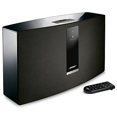 Buy Bose® SoundTouch™ 30 Series III Wireless Wi-Fi Bluetooth Music System Online at johnlewis.com