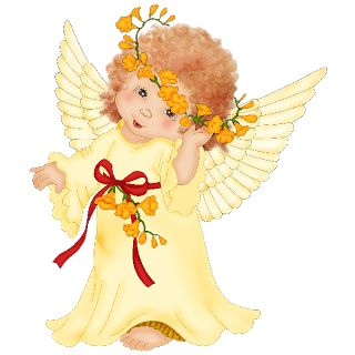 51 best images about angel clipart on Pinterest | Folk art ...