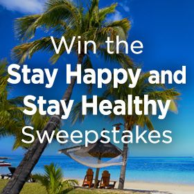 Love this! I entered to win 3 years of vacations. You should too…