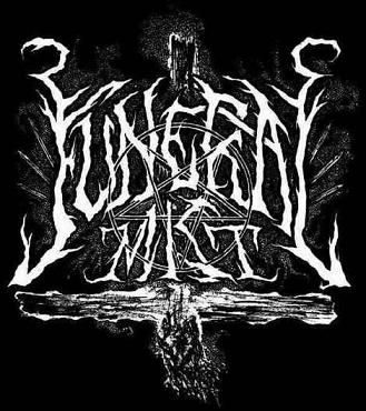 creer un logo black metal