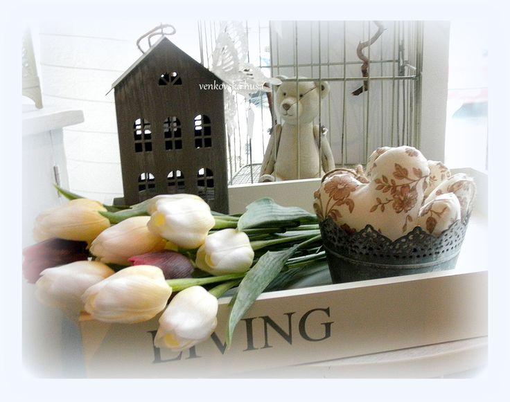 dekorace pro útulné bydlení