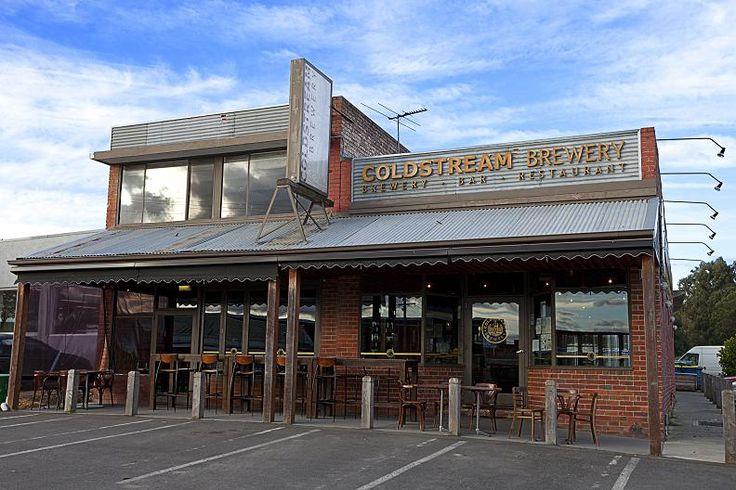 Cold Stream Brewery Yarra Valley