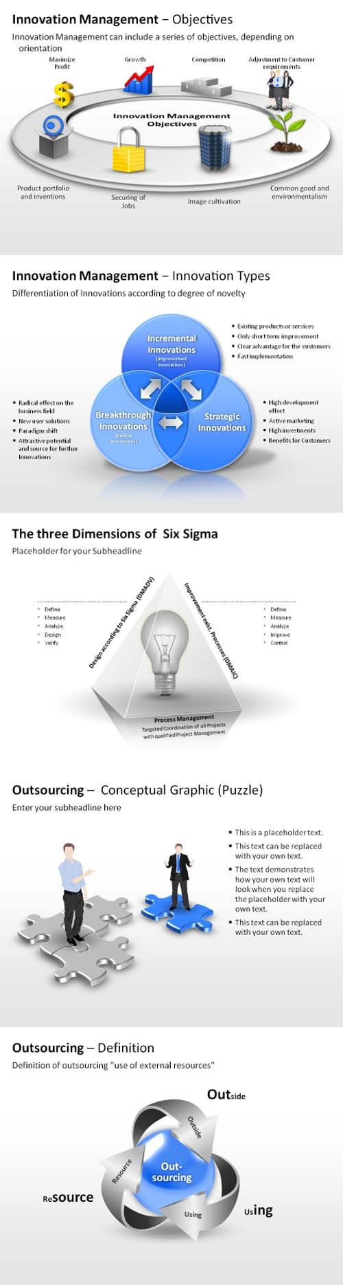 Strategic Management PowerPoint Templates #powerpoint #business