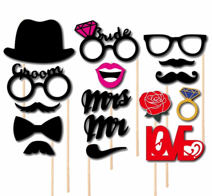 Aliexpress.com :  16 Teile/satz braut bräutigam mr mrs lippen crown weihnachten bart brille DIY foto requisiten hochzeitsdekoration hen night fotografie requisiten von verlässlichen halloween party-Lieferanten auf Shine Wedding Decoration Co., Ltd. kaufen