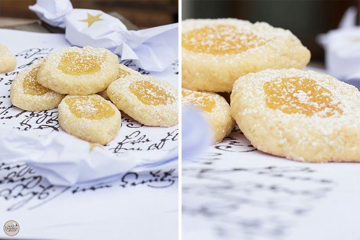 Zitronenplätzchen, die nach mehr schmecken. Rüstet Eure Familientradionsplätzchen auf.