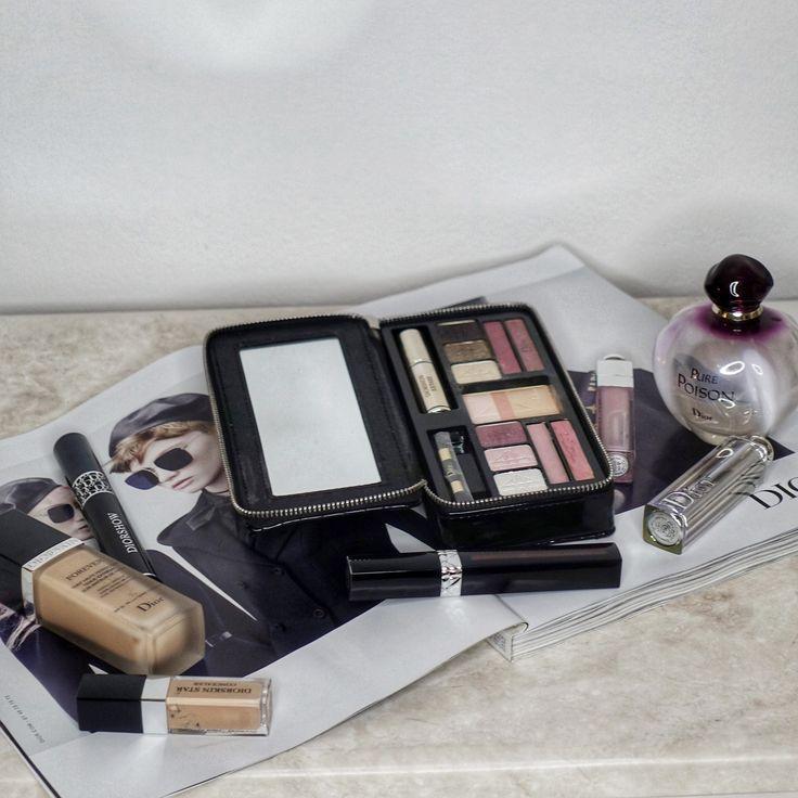 #luxury #luxurylifestyle #luxurymakeup #diormakeup #mymakeupcollection #makeupcollection #dior #diorcannage #beautyeditorial