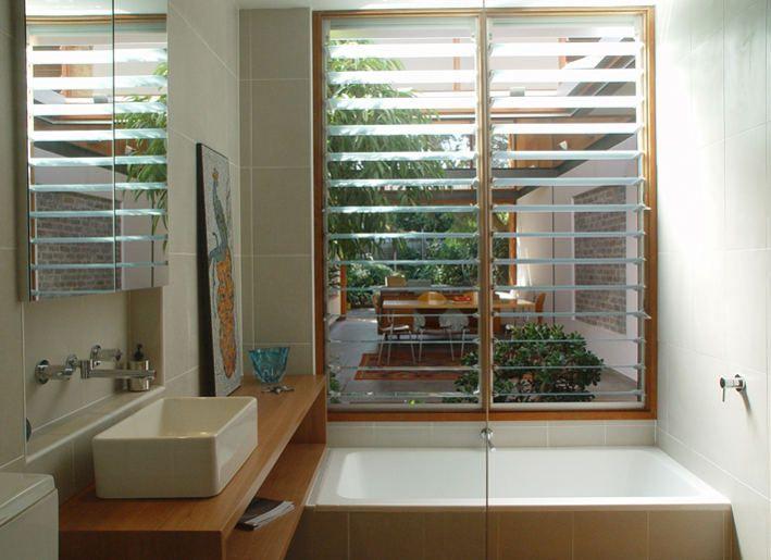 Pinterest the world s catalog of ideas for Jalousie window design