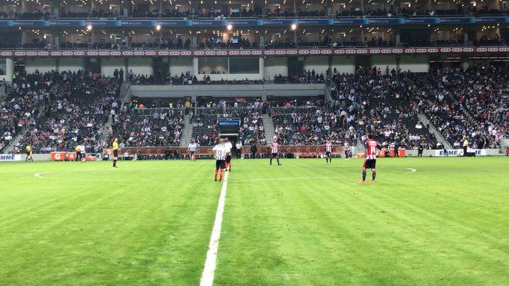Rayados vs Chivas 2-2