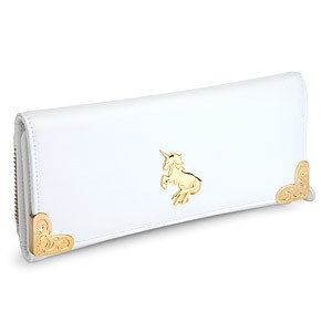 Use this magical wallet instead of your everyday one. | 27 Unicorn Fashion Pieces That'll Bring Magic To Your Closet