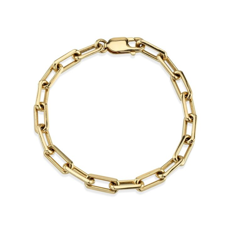 Gold square chain bracelet Expected shipping 2 weeks Handmade in California Style Number Handmade Bracelets, Bangle Bracelets, Bangles, Jewelry Box, Silver Jewelry, California Style, Jewels, Chain, Number