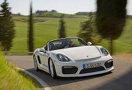 How can you rent a Porsche Boxter in Dubai?