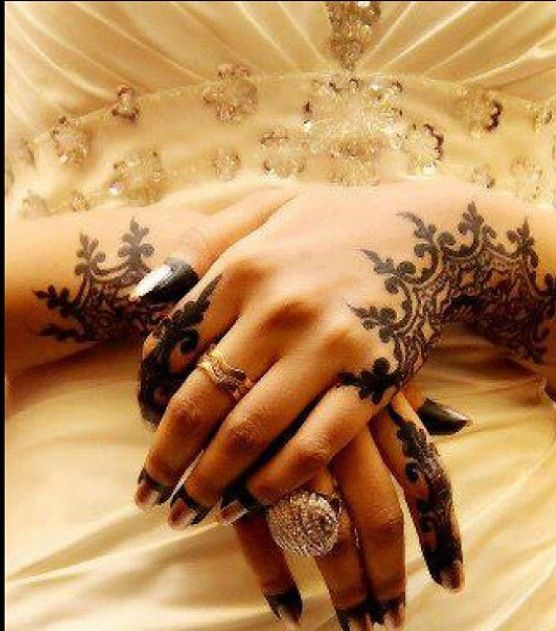 Mehndi Henna Side Effects : Sudanese henna bride i very much like the placement and
