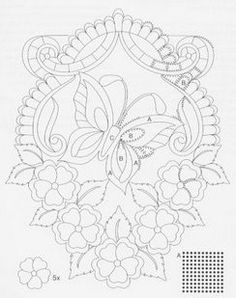 parchment craft patterns for beginners - Google Search                                                                                                                                                     More
