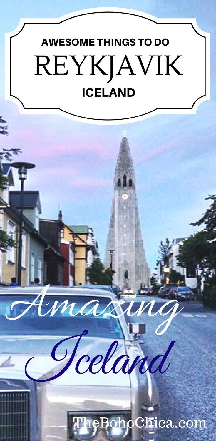 Awesome (and some free) Things to do in Reykjavik for first-timers: The Complete Guide for First-Timers on what to do in Reykjavik