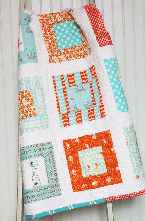 Quilting Patterns Beach Theme : 1000+ images about Quilt Ideas on Pinterest Beach theme bedrooms, Surfer baby and Beaches