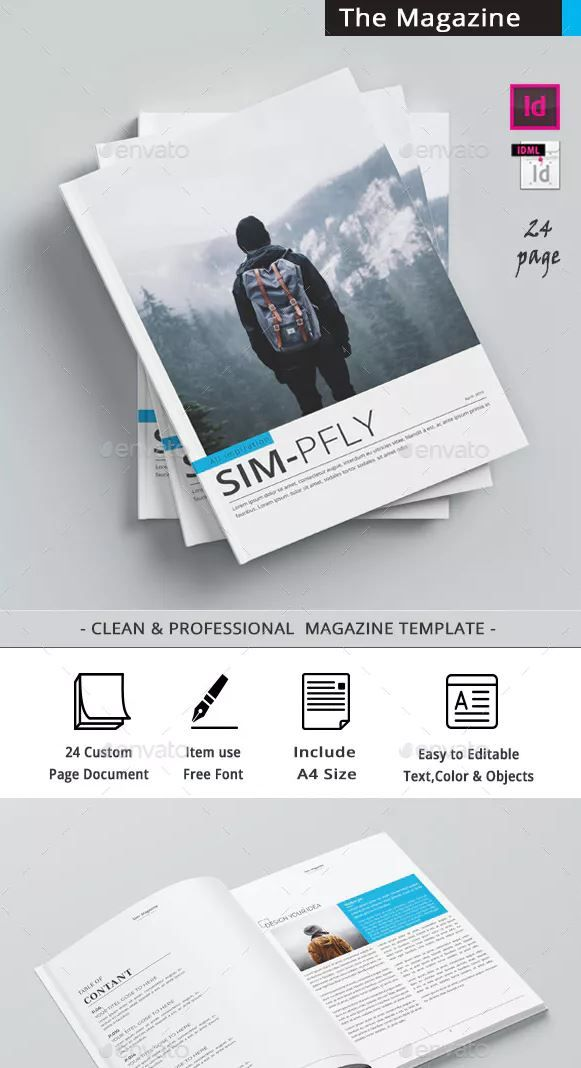 a4, #agency, #blue, #book, #booklet, #business, #business