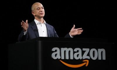 Print3d World: Jeff Bezos habla sobre la impresión 3D en la reunión de accionistas de Amazon