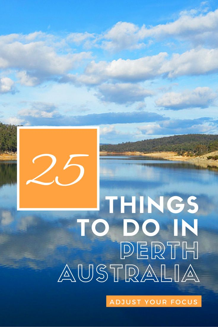 25 Things to do in Perth Australia >> save this pin for later when you…