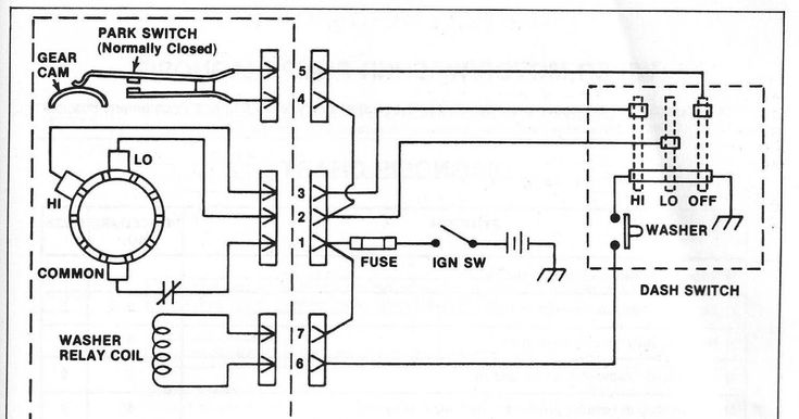 Automotive Relay Wiring Diagram In 2021 Chevy Trucks Electrical Diagram Fuse Box