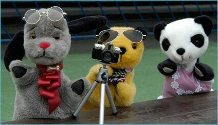 Sweep sooty and sue
