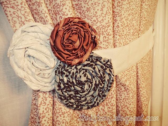The 25 Best Diy Curtain Tiebacks Ideas On Pinterest