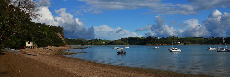 https://flic.kr/p/hzx8df | Rocky Bay Panorama | Waiheke Island, New Zealand…