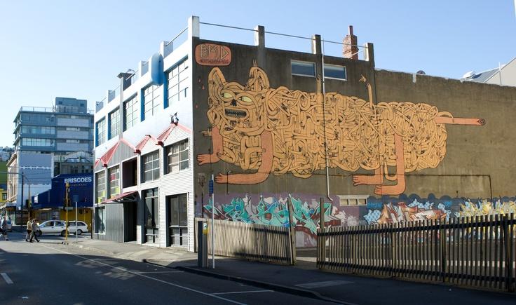 BMD around New Zealand