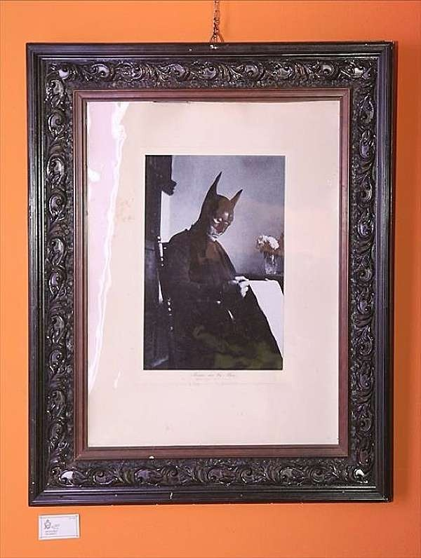 vintage photographs of some of the most popular superheroes' ancestors. batman here.: Superhero Photography, Vintage Portraits, Art Shops, Popular Superhero, Superhero Portraits, Marvellini Brother, Foto Marvellini, Vintage Superhero, Families Portraits
