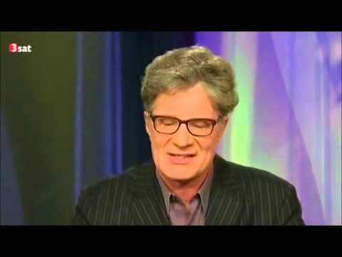 Roger Willemsen über Angela Merkel - YouTube