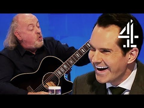 Bill Bailey's Love Ballad For Adele | 8 Out Of 10 Cats Does Countdown - YouTube