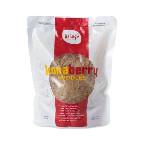 Shop Sea Tangle Noodle Company Konaberry Kelp Noodles at wholesale price only at ThriveMarket.com