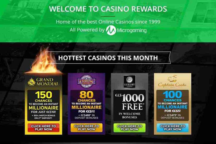 Casino Rewards Online