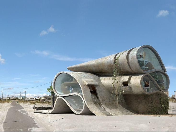 Architecture for resistance - 2014 - Rosato Serena