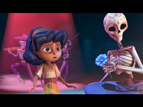 Please watch this beautifully animated, and heart felt, short film about a little girl who visits the land of the dead, where she learns the true meaning of ...