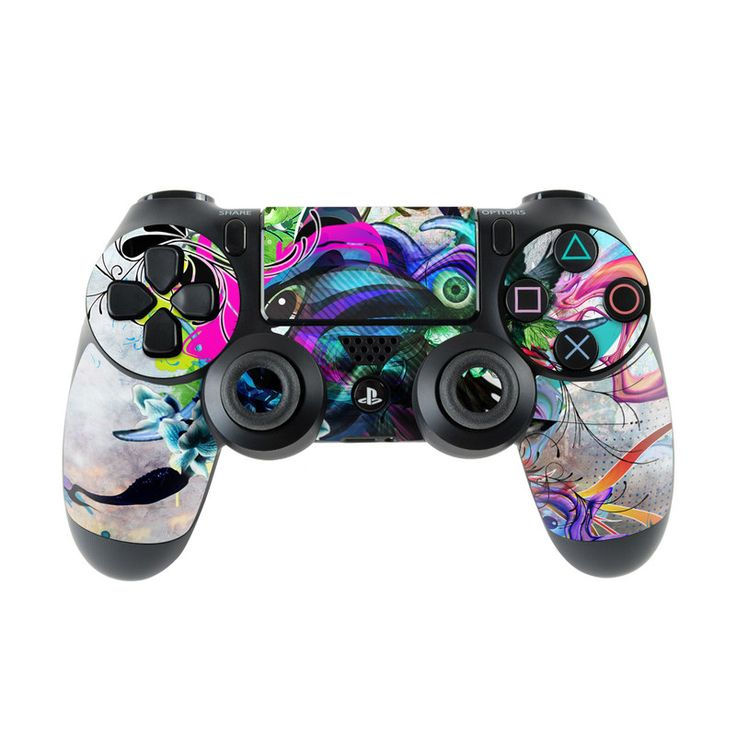 Sony PS4 Controller Skin - Streaming Eye by Mat Miller