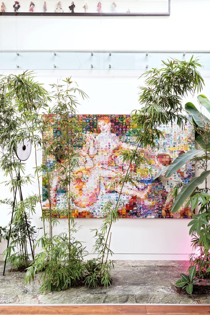 Step inside this incredible organicmeetsmodern home in