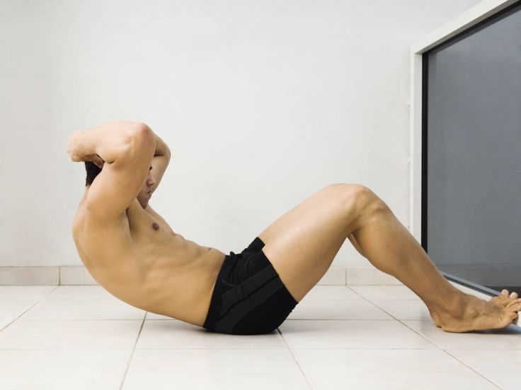 These exercises work your abs more effectively than sit-ups! – Übung